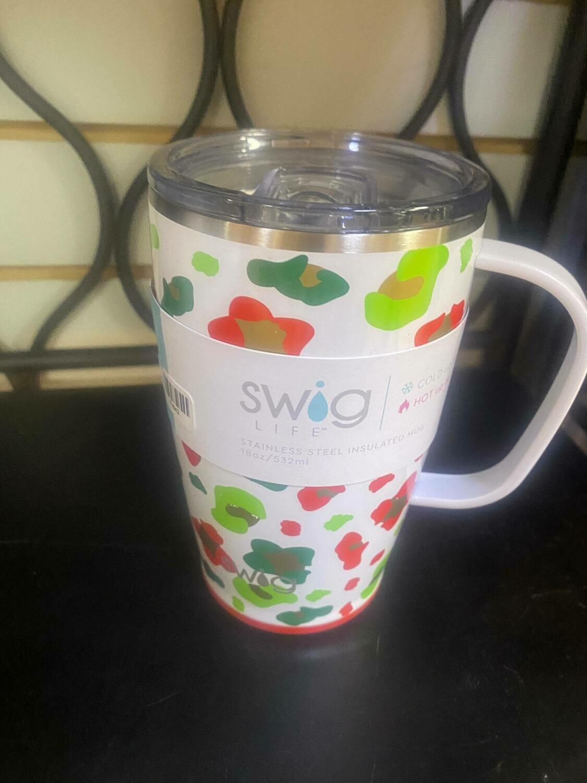 Jingle Jingle 18 oz Holiday Mug
