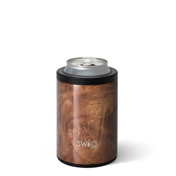 Black Walnut Combo Can & Bottle Cooler 12 oz Cans & Bottles