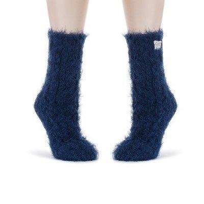 Navy Giving Socks