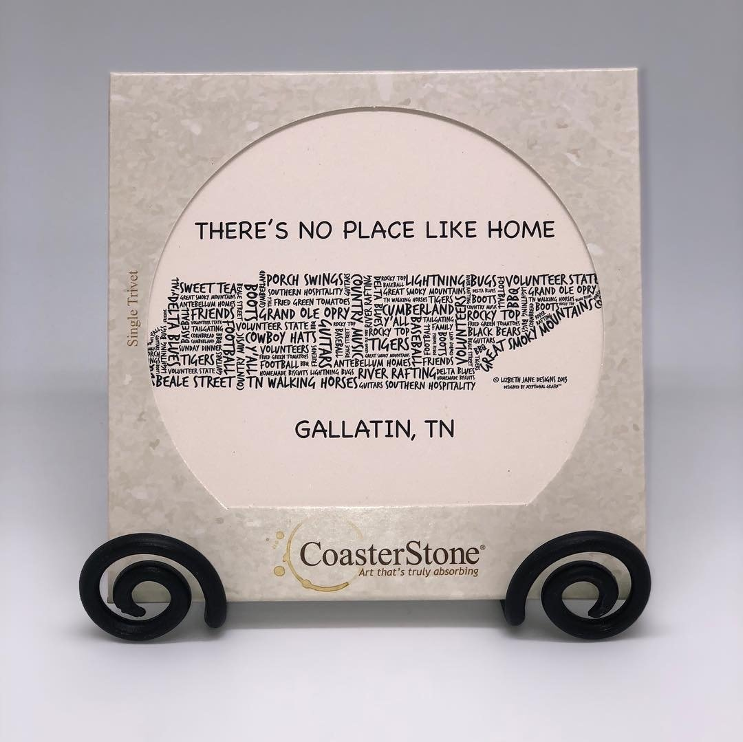 Gallatin, TN Coaster Stone