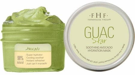 Guac Star Soothing Avocado Mask
