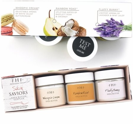 Skin Saviors Shea Butter Set