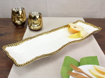 Porcelain Rectangular Serving Platter