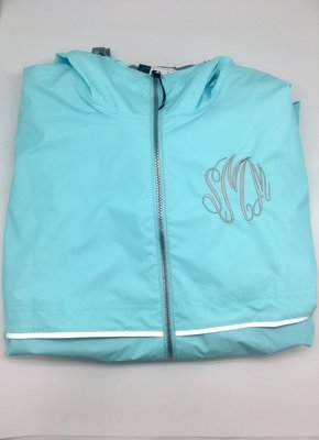 Aqua Women's New Englander Rain Jacket