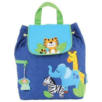 Zoo Quilted Backpack