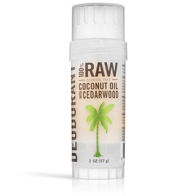 Natural Deodorant- Cedarwood