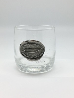 TN State Whiskey Glass
