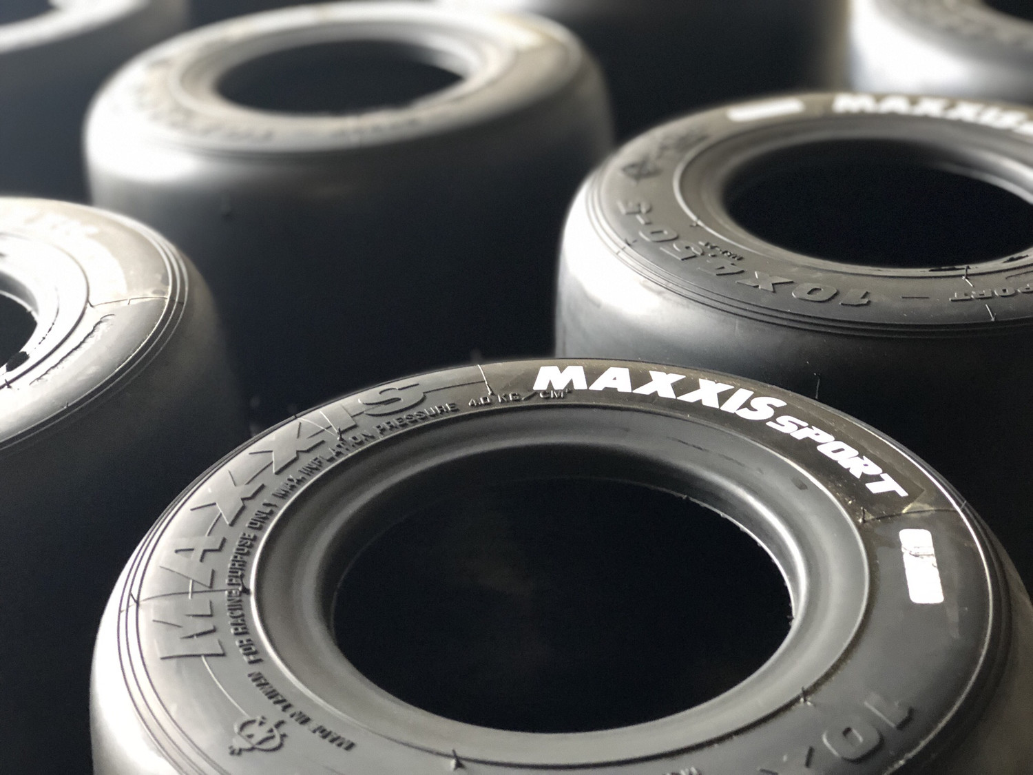 Maxxis Sport Tyre Set