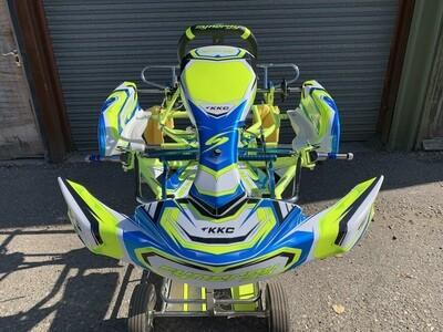 Synergy Fluro Honda Spec.