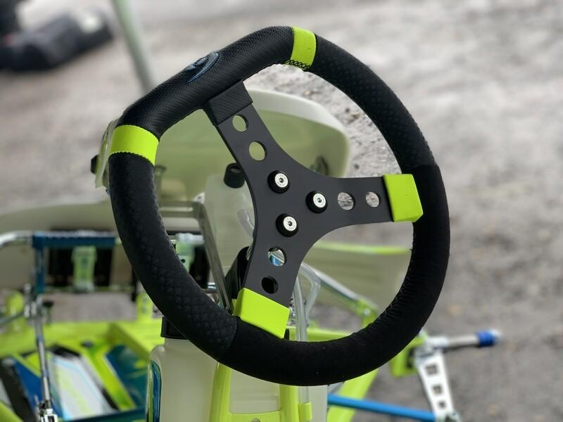 Synergy Fluro Edition Steering Wheel