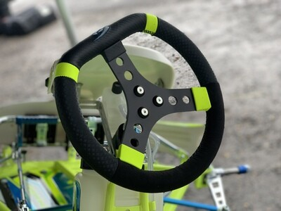 Synergy Fluro Edition Steering Wheel