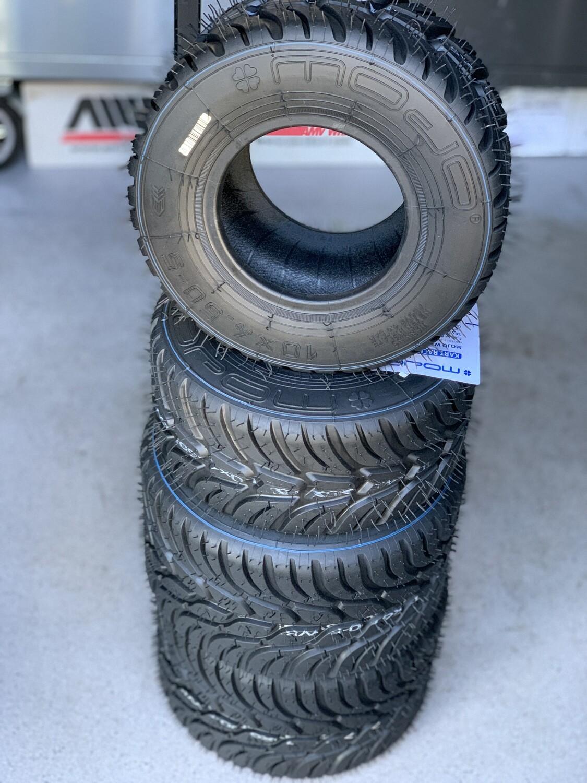 MOJO W5 Wet Tyre Set
