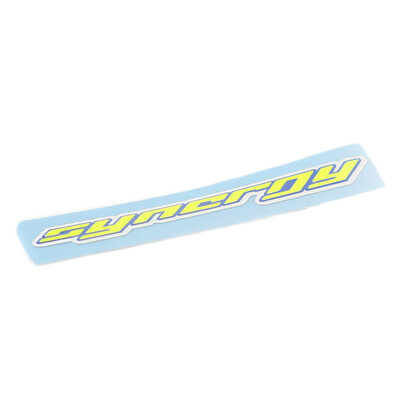 Synergy Chassis Sticker