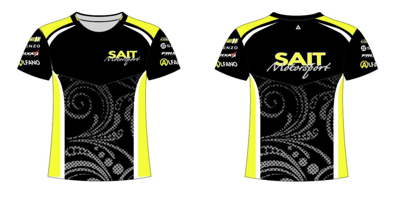 SAIT Team T Shirt - Child Sizes