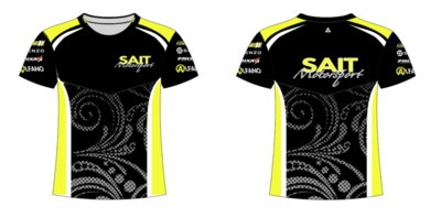 SAIT Motorsport Team T Shirt