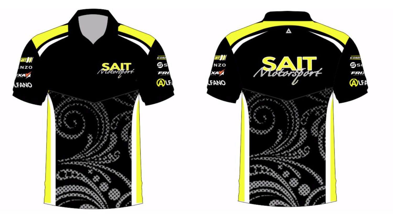 SAIT Team Polo Shirt - Child Sizes