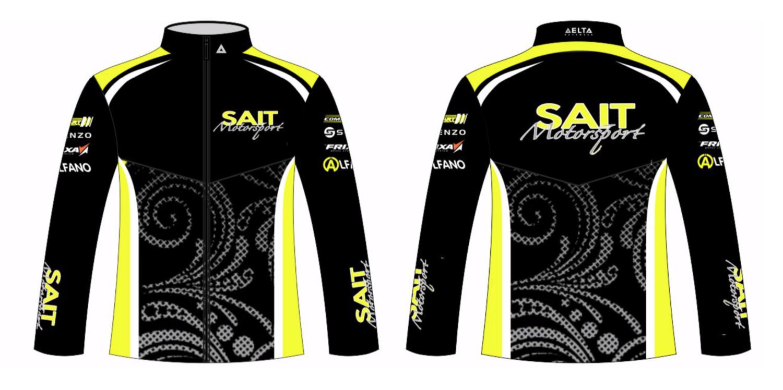 SAIT Team Softshell Jacket - Child Sizes