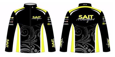 SAIT Motorsport Team Softshell Jacket