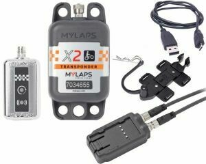 X2 Flex Motocross Transponder Kit - 2 Year