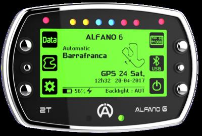 Alfano 6 2T Base Unit