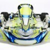 Compkart Covert 4R Chassis 28/30mm Tube Rolling Chassis (50mm Axle)
