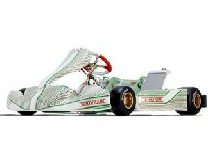 Tonykart 2019 Racer 401S Rolling Chassis