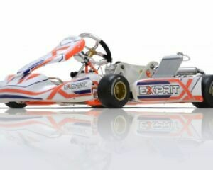 Exprit OTK NOESIS S Racer 401S Rolling Chassis