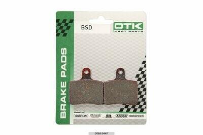 OTK BSD Brake Pad Set