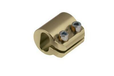 Torsion Bar Clamp Oval / Flat Bar 30mm- Right