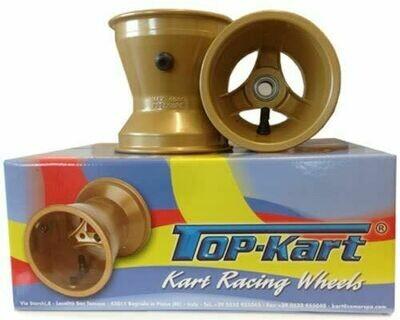 Comer Topkart 112 & 140mm Cadet Wet Wheel Set