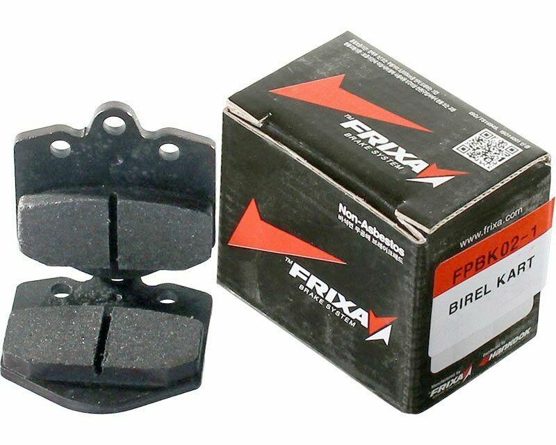 Frixa Freeline (Compkart / Birel ART) Brake Pad Set