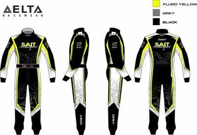 Sait Motorsport Team Race Suit