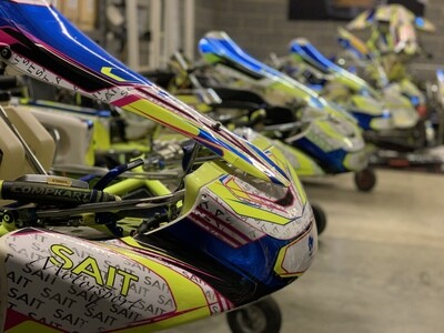 Click & Collect/Mobile Kart Preparation & Repair
