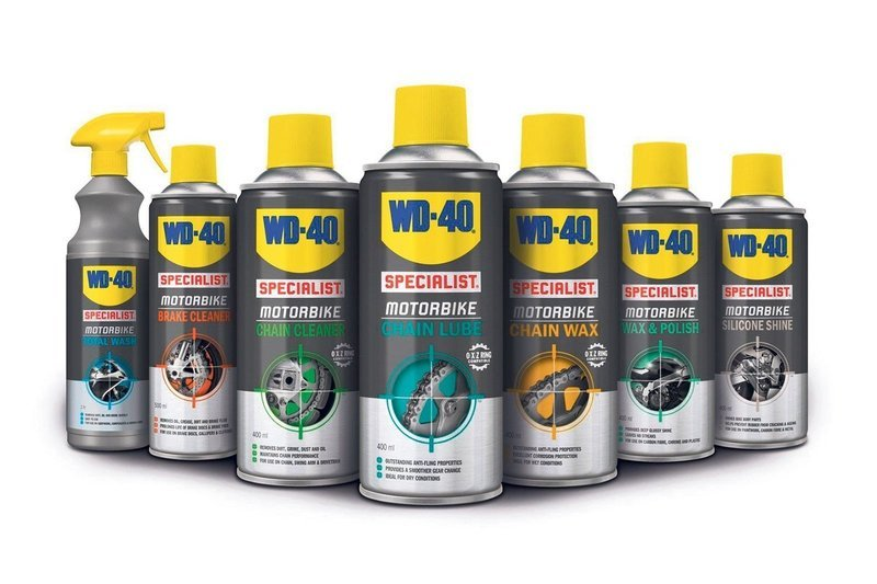 WD40 Specialist Silicone Spray