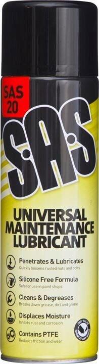SAS Maintenance Spray 500ml