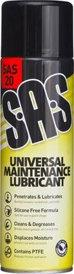 SAS Maintenance Spray 500ml