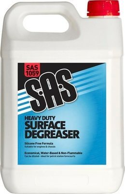 SAS Heavy Duty Surface Degreaser