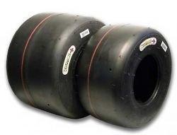 Komet K1H Slick Tyre Set
