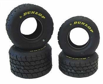 Dunlop KT3 Wet Tyre Set