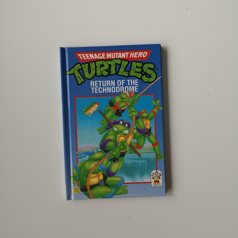 Teenage Mutant Hero Turtles Notebook