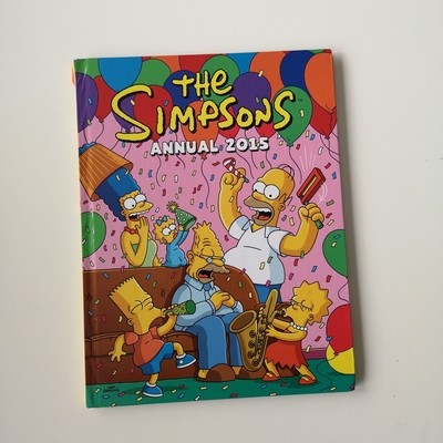 The Simpsons Notebook - 2015