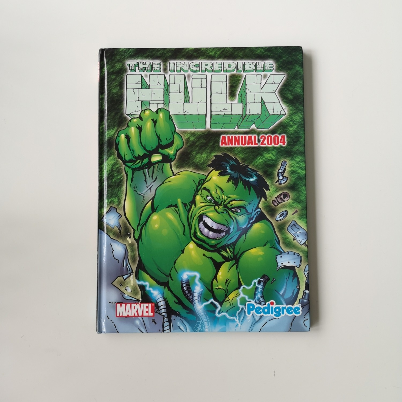 The Hulk 2004 Notebook