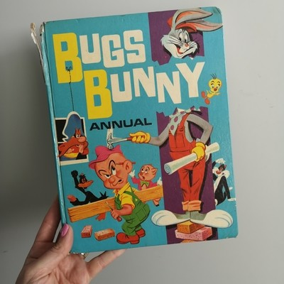 Bugs Bunny Annual Notebook