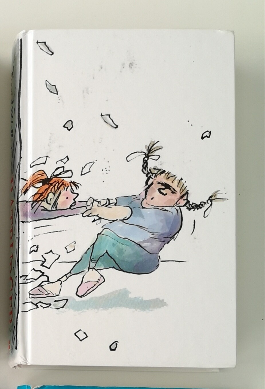Ratburger David Walliams Notebook