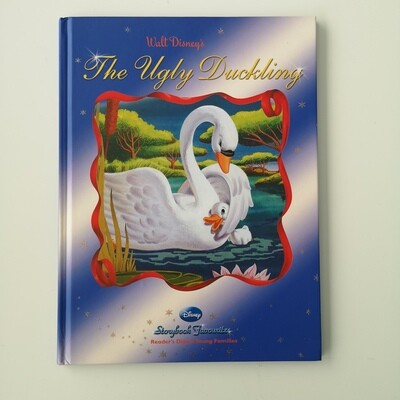 The Ugly Duckling A4 notebook