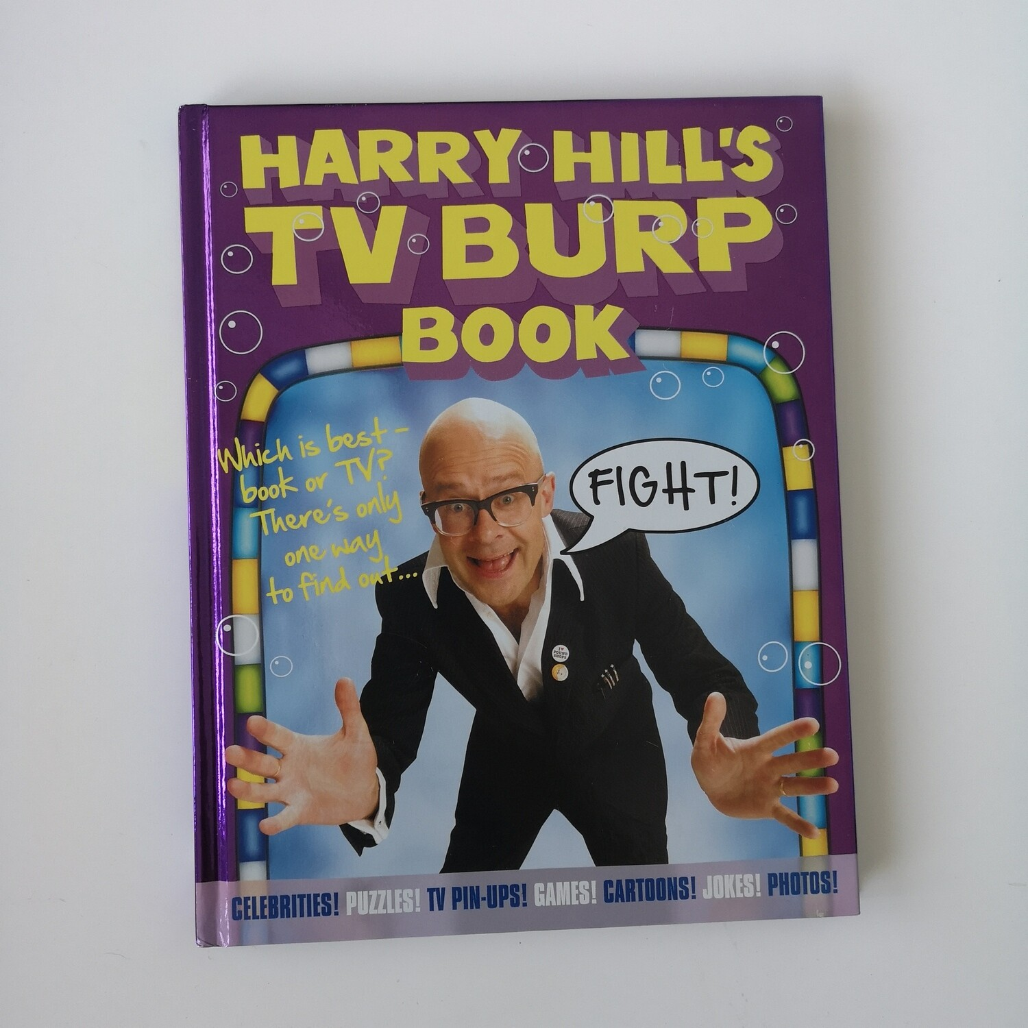 Harry Hill's TV Burp Notebook