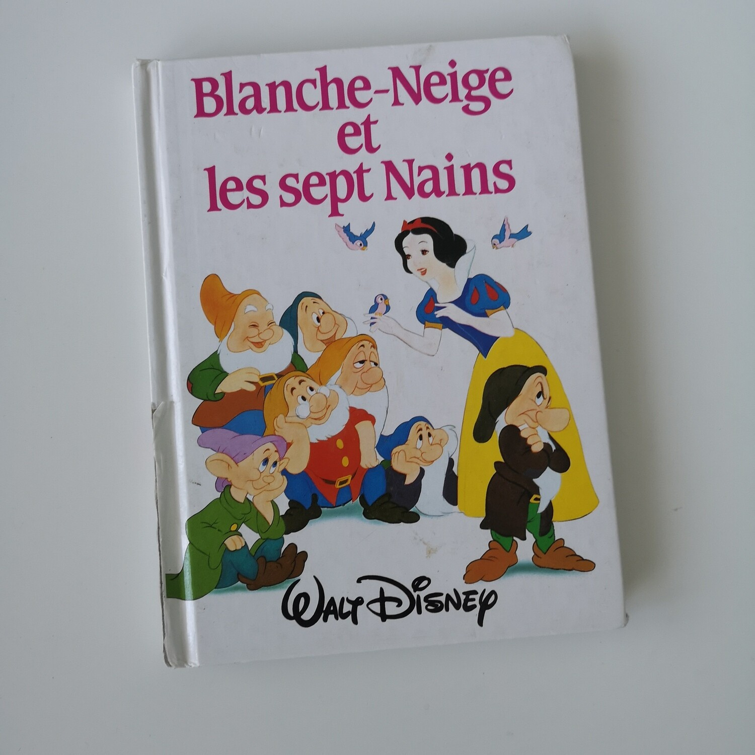 Disney FRENCH collection - Snow White, Bambi, Mickey, Chip n Dale