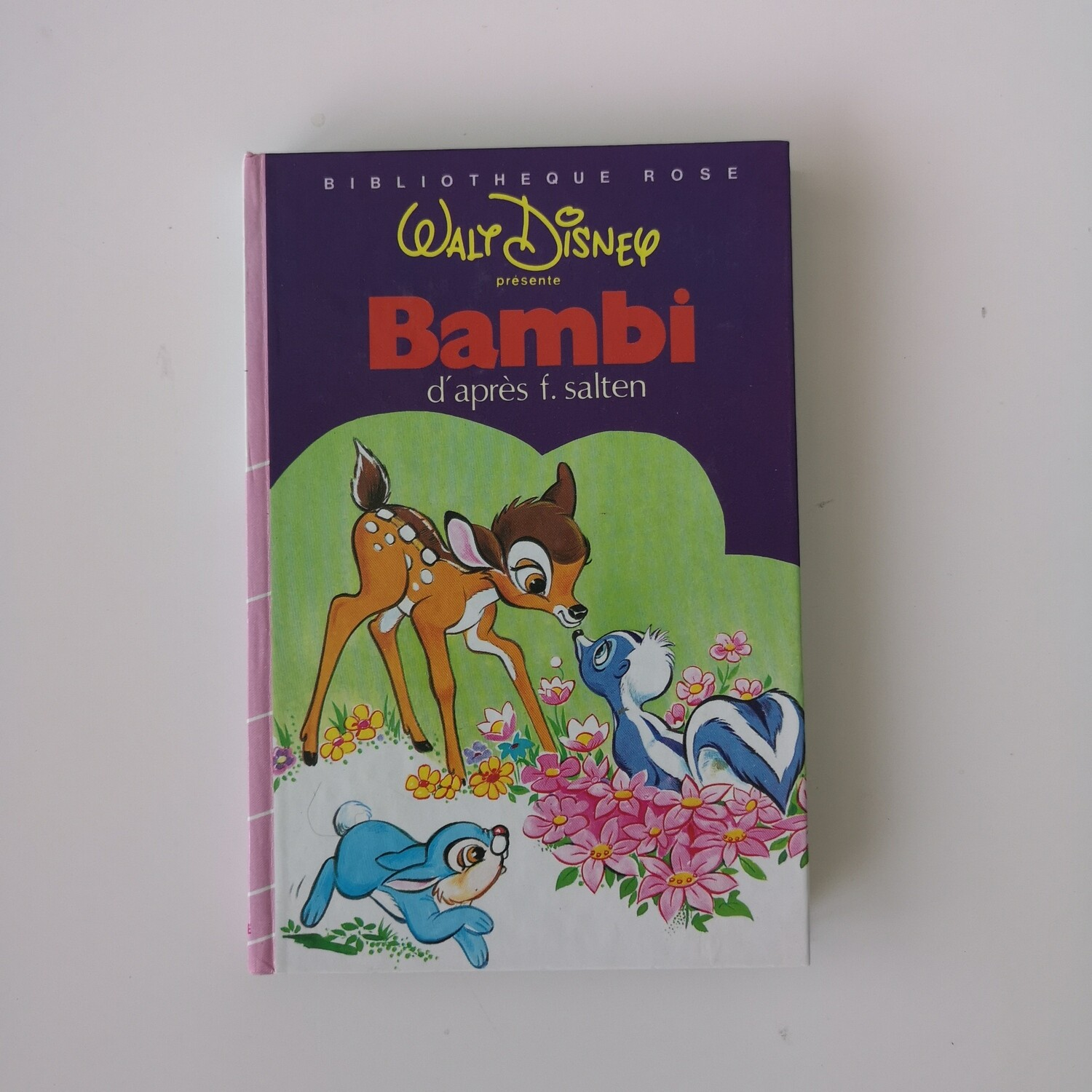 Bambi - French Notebook