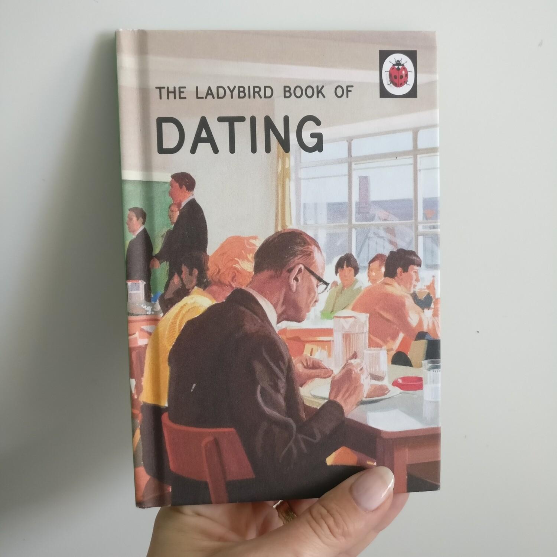 Dating Notebook - Ladybird books for grown ups