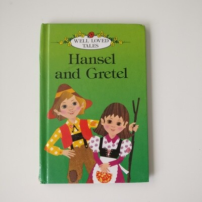 Hansel and Gretel Notebook